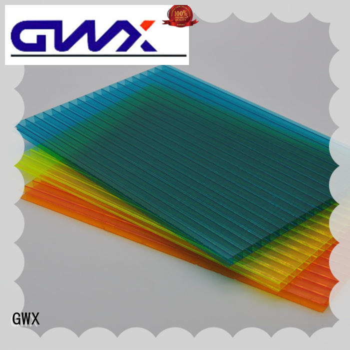 high quality polycarbonate pc sheet twin wall wholesale for swimming pool cover