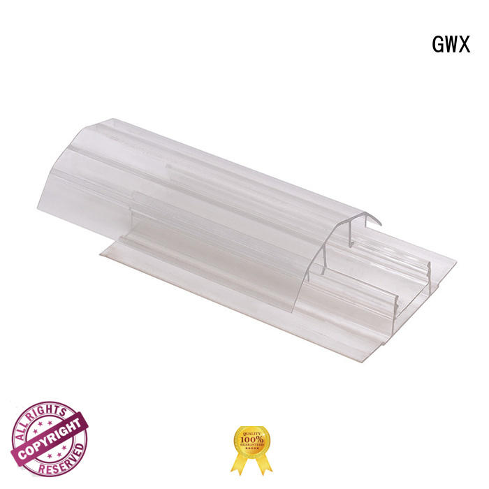 u profile plastic sheets clips shape Warranty GWX