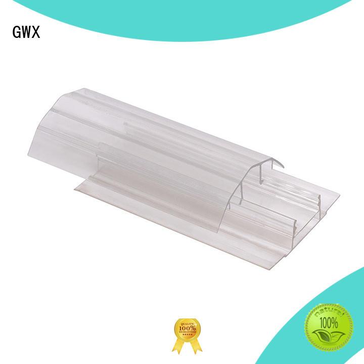convenient polycarbonate h profile H shape manufacturer for connection