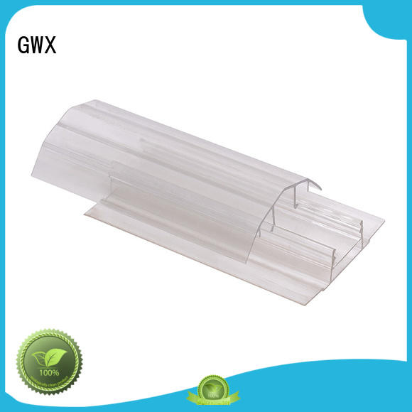 GWX H shape plastic h channel supplier for connection
