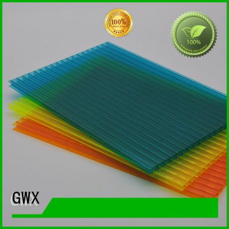 hollow sheet canopy cellular polycarbonate hollow sheet skylight company