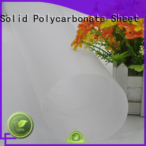 lexan polycarbonate film lexan for surface GWX
