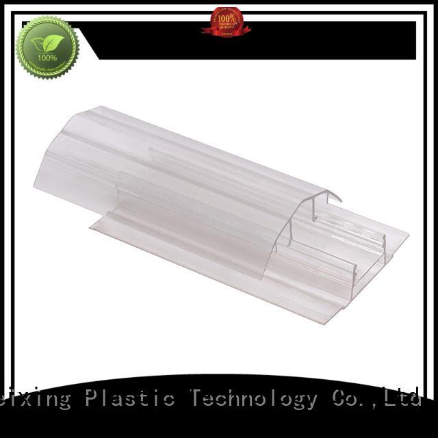 thickness shapre u profile plastic GWX Brand