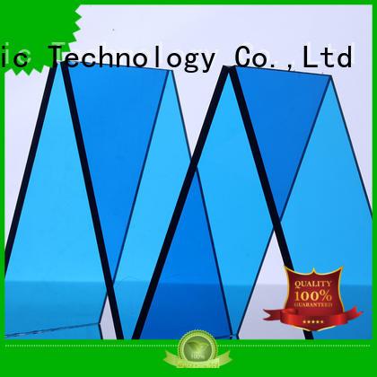 panels Custom warranty advertising polycarbonate solid sheet GWX wall