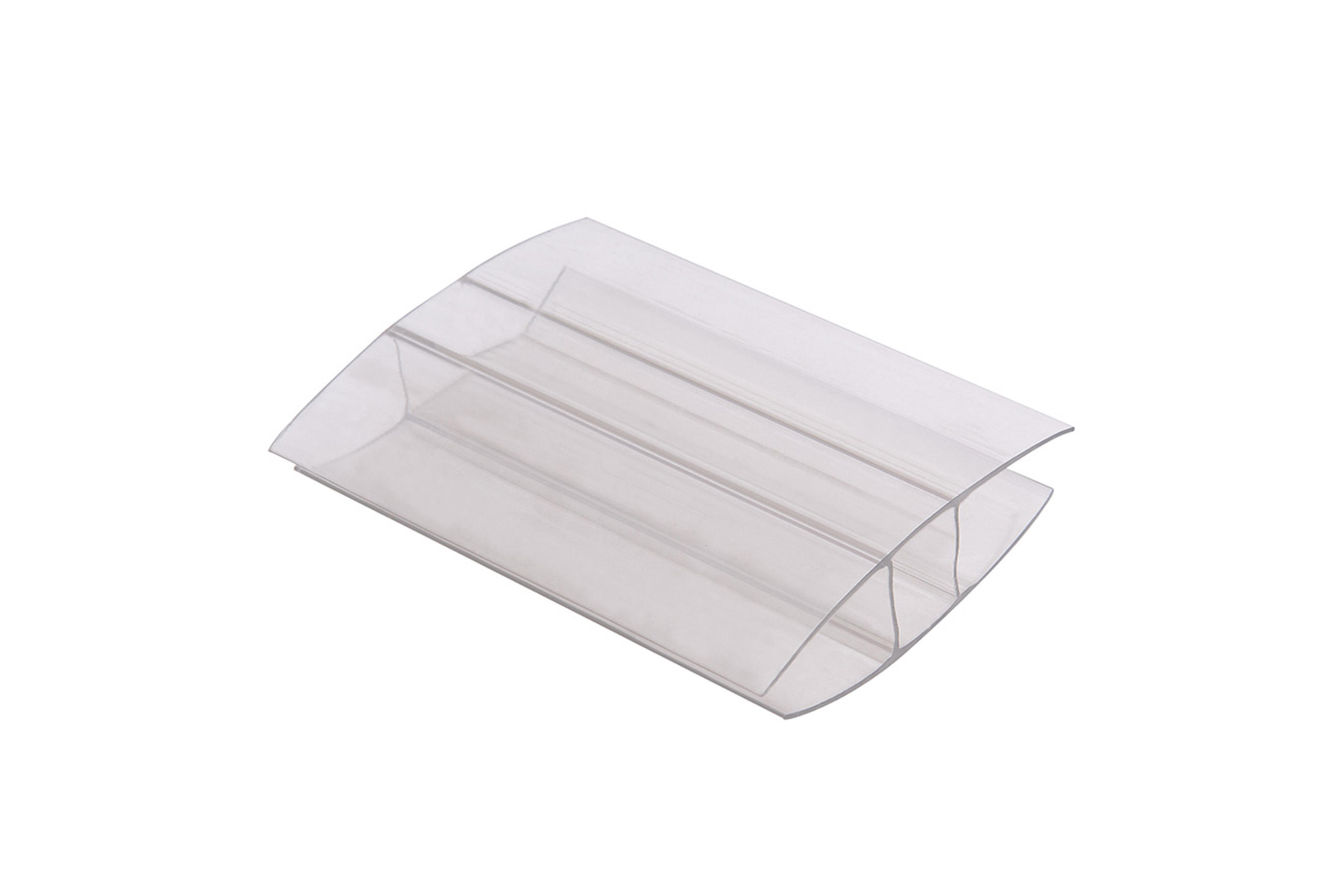 GWX effective h profile plastic H shape for PC sheets-3