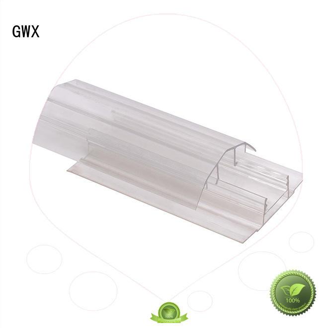 u profile plastic clips polycarbonate u profile polycarbonate company