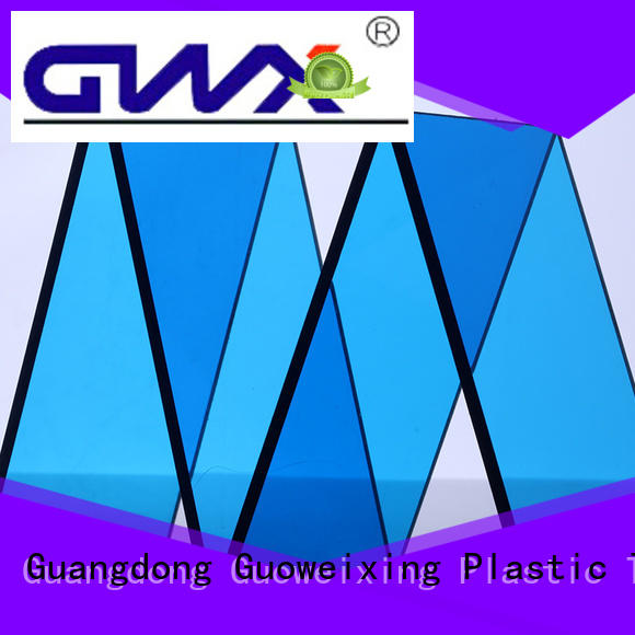 solid polycarbonate roofing polycarbonate advertising years Warranty GWX